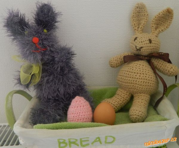Velikonoční zajíček / králíček