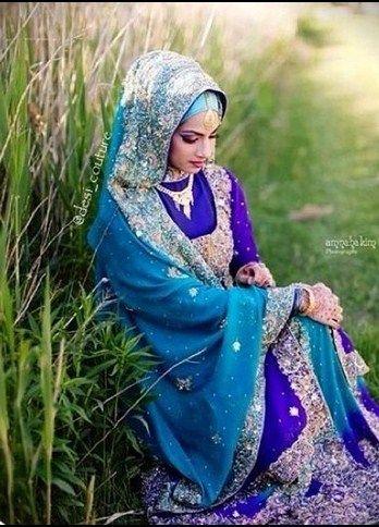 Baju Pengantin Muslimah