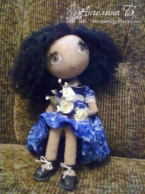 Куклы тыквоголовки мастер-класс