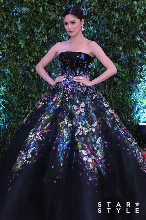 ABS CBN Ball 2018 Red Carpet Kim Chiu 1