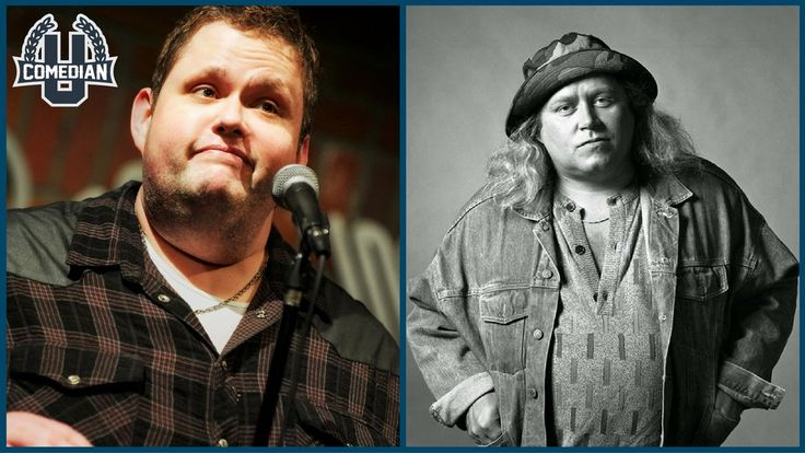 Ralphie May Talks About Meeting Sam Kinison And How Much Sam Helped His ...