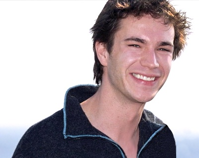 James D'Arcy at the 41st Monte Carlo TV festival in Monaco for Rebel Heart - Feb. 17, 2001