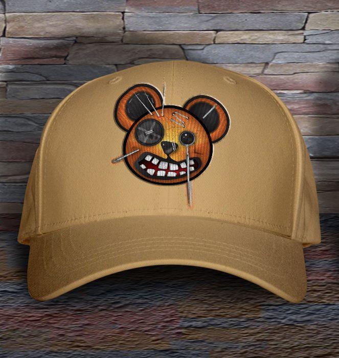 #Bear #cap