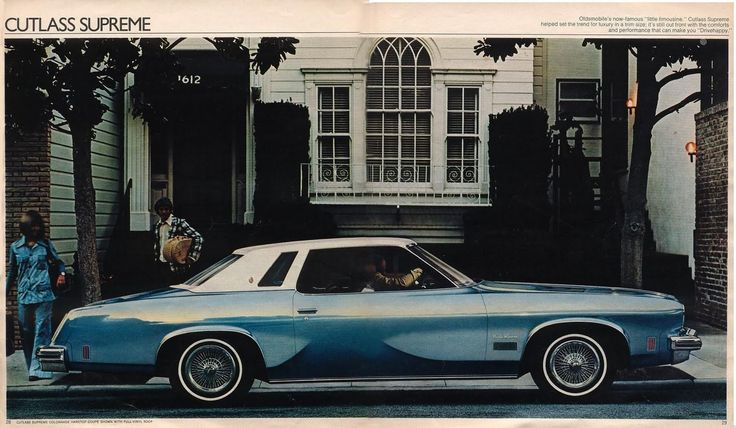 13 Best Images About 1974 Cutlass Supreme Restoration On