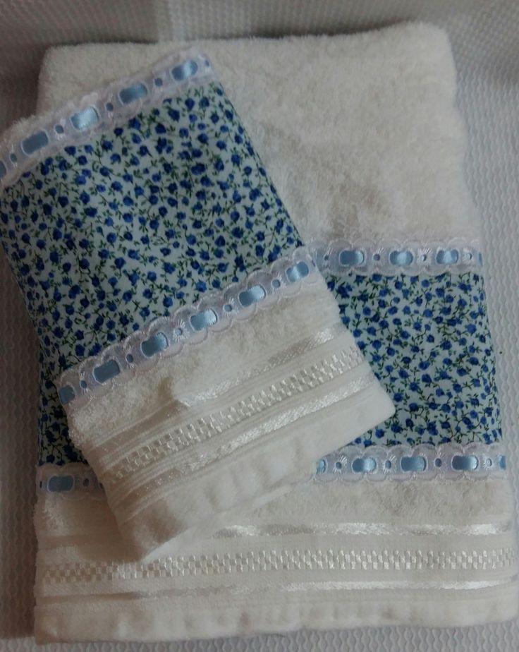 53 melhores imagens sobre toalha de banho no Pinterest