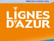 Lignes d'Azur-bus/tram guide in Nice