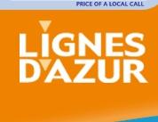 Lignes d'Azur-bus/tram guide in Nice
