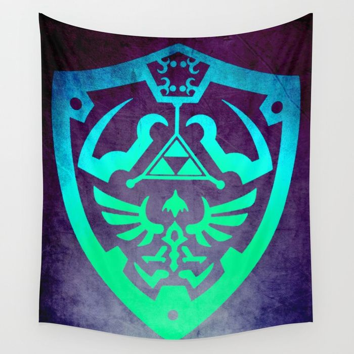 25% Off Everything With Code GET25OFF - Ends Tonight at Midnight PT!  Zelda Shield Wall Tapestry by scardesign. #thelegendofzelda #walltapestry #dorm #campus #39 #kidsroom #blue #fraternity #family #geek #geekgifts #allthingsgeek #onlineshopping #shopping #gaming #gamer #zelda #39;s #thelegendofzeldatapestry #popular #zeldashield #gaminggifts #gamergifts #games #videogames #kids #gamingtapestries #society6 #newyear #2018  • Also buy this artwork on apparel, stickers, phone cases, and more.