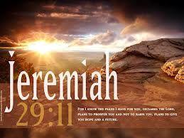 Geloofsoë   Jeremia 29:11 Afrikaans PWL want Ék weet watter planne Ek vir julle het,' verklaar יהוה, 'planne vir welvaart en nie van katastrofe nie, om vir julle 'n toekoms en 'n versekerde verwagting te gee   www.myvolk.co.za   Jeremia 29:11 Dutch Staten Vertaling Want Ik weet de gedachten, die Ik over u denk, spreekt de HEERE, gedachten des vredes, en niet des kwaads, dat Ik u geve het einde en de verwachting   www.myvolk.co.za