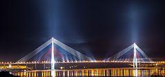 The Russky Bridge, the world's longest cable-stayed bridge Lagos Nigeria