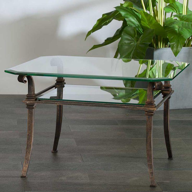 Trend  beistelltisch anstelltisch glas vollholzdoppelbett couchtische tische beistelltischchen beitisch tisch glastisch sofatisch wohnzimmer