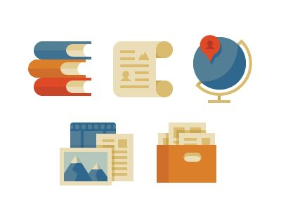 Final Icons by Dave Whitley