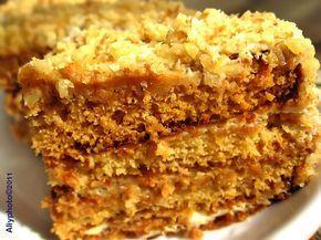 """Пекла """"тортик Королевский от Светусика"""" (сайт say7). Нежнее и мягче медовика я еще не пробовала! Светусик говорила, что он настолько ..."""