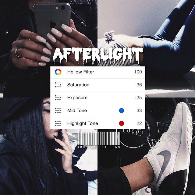 Someone asked for an alternative with afterlight for a grungish filter I made so here it is. -  Instagram or Twitter?