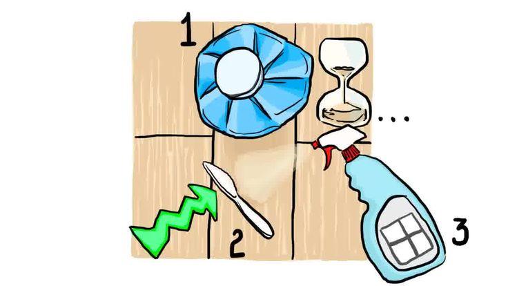 How to Clean Laminate Floors -- via wikiHow.com