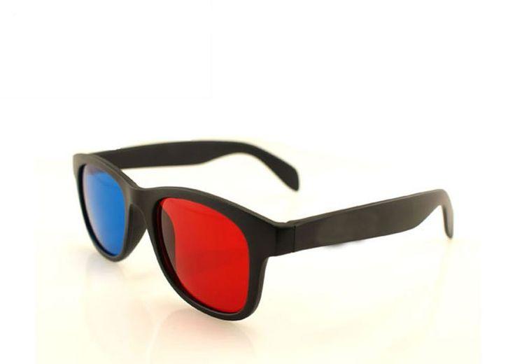 Компьютерные игры 3d красный бирюзовый очки