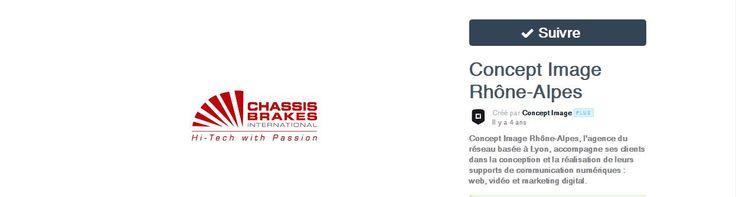 Réalisée pour CBI Chassis Brakes International, cette vidéo en motion design explique, en quelques images sportives sur le thème de la course automobile, le métier et l'origine du logo de la société, fabricant mondial de systèmes de freinage.