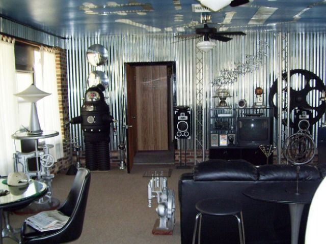 Man Cave Metal : 29 best man cave images on pinterest cool ideas home and