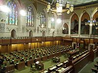 Parliament of Canada - House of commons