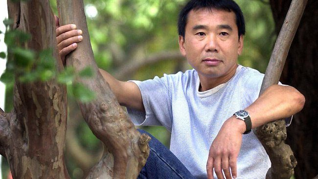 """Haruki Murakami (村上 春樹) is a Japanese writer & translator.  His works of fiction & non-fiction have garnered critical acclaim & numerous awards, incl. the Franz Kafka Prize & the Jerusalem Prize, among others.  Murakami's fiction, often criticized by Japan's literary establishment, is humorous and surreal, focusing on themes of alienation and loneliness.  He is considered an important figure in postmodern literature. The Guardian praised Murakami as """"among the world's greatest living…"""