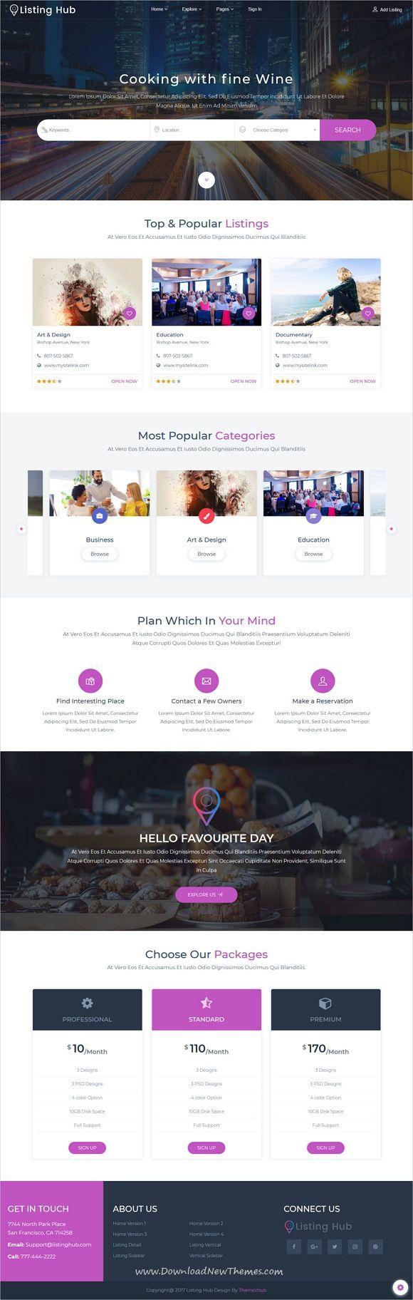 1412 best Webdesign images on Pinterest | Design websites, Site ...