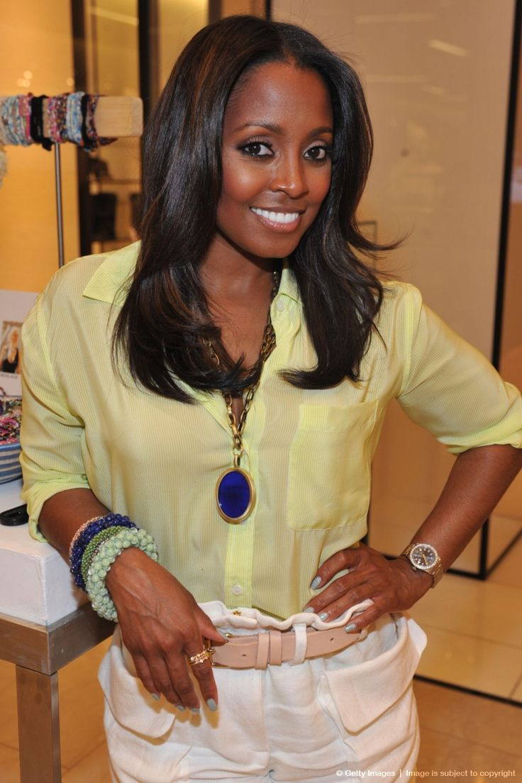 Actress Keisha Knight Pulliam attends Saks Fifth Avenue Atlanta 2011
