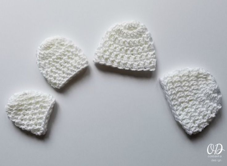Mejores 50 imágenes de crochet baby hats en Pinterest | Gorro tejido ...