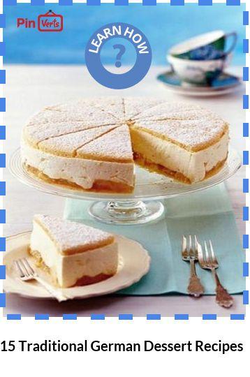 17 best german desserts images on pinterest german cuisine 15 traditional german dessert recipesman desserts nachspeise or nachtisch need german forumfinder Image collections