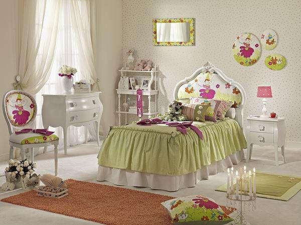 """дневник дизайнера: """"Сказочные картинки"""" - детская комната для очаровательных девочек"""