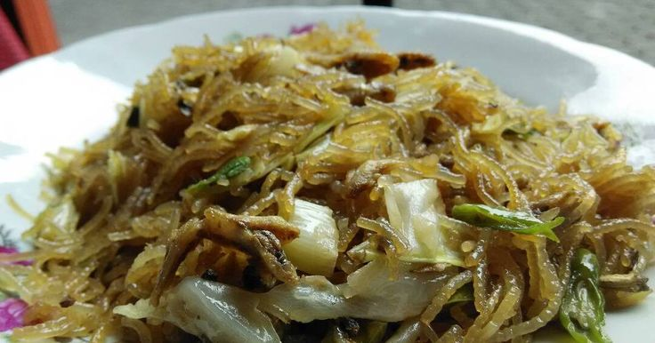 Resep Oseng Bihun Teri Sederhana favorit. kangen masakan oseng bihun, bahan2 saya sesuaikan dengan yang ada di kulkas,