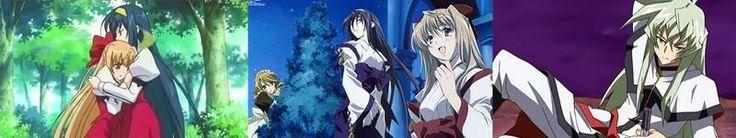 Kannazuki no Miko VOSTFR DVD | Animes-Mangas-DDL