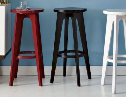 фото барные стулья Klismos