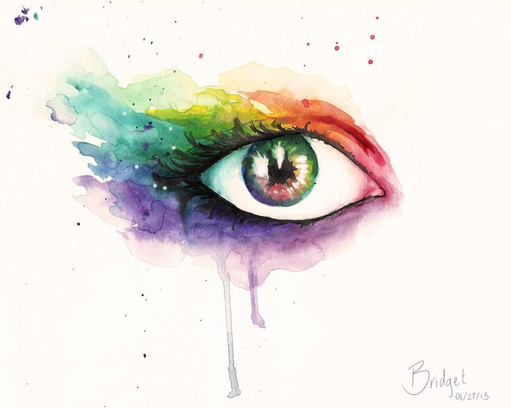 38 best images about Eyes on Pinterest   Watercolors ...