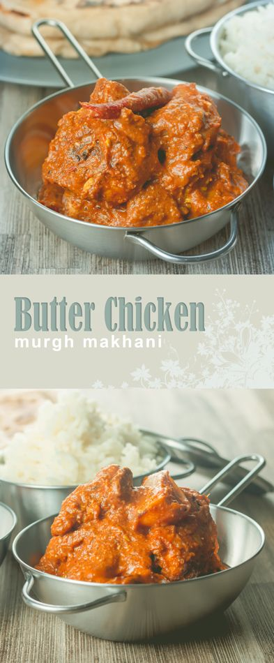 Slow and Steady Butter Chicken