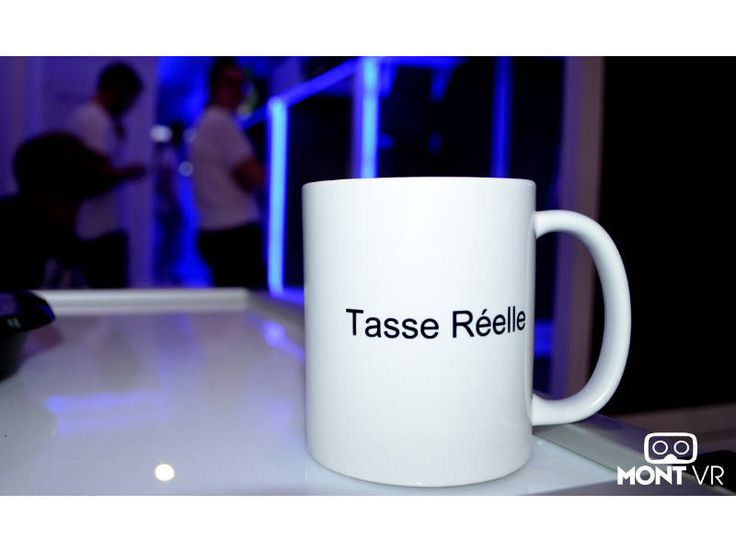 """""""Tasse Réelle"""": This means """"Real Cup""""! Just to make sure you know you are still in the real world when you come to our center!"""