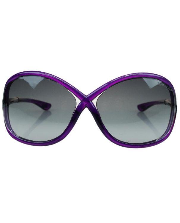 Tom Ford FT9 Whitney Sunglasses Color 75B