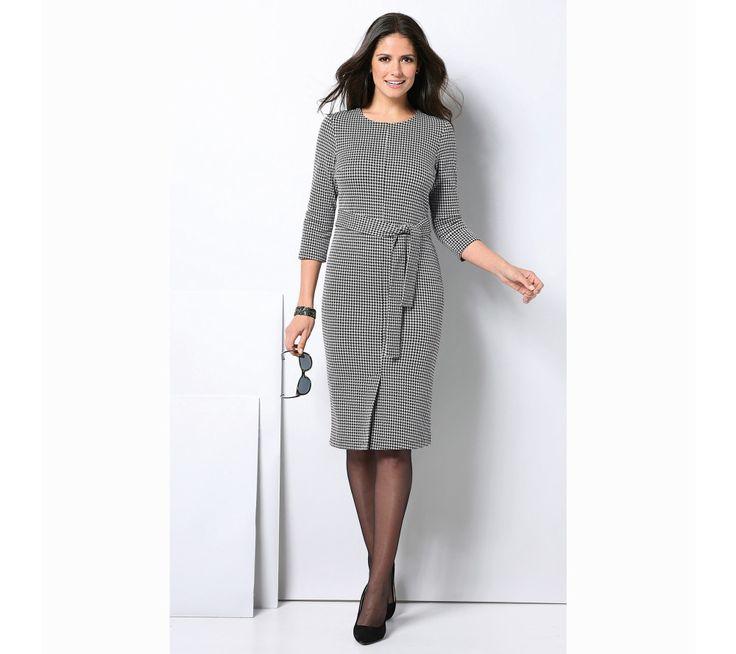 Polodlhé šaty s 3/4 rukávmi | modino.sk #modino_sk #modino_style #style #fashion #newseason #autumn #fall