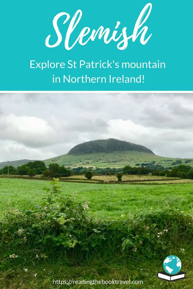 Visit Northern Ireland and discover the stunning mountain of Slemish in County Antrim. Steeped in the legends of St Patrick, locals climb Slemish every St Patrick's Day. Visit County Antrim for yourself to discover Slemish, or read on to learn the myths and the practicalities for yourself!