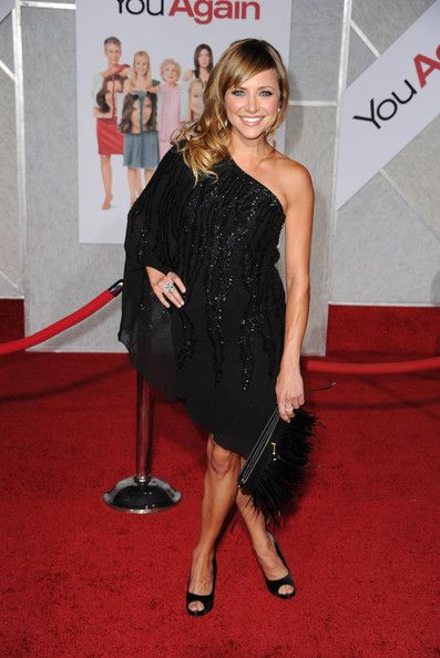 "Christine Lakin Photos Photos - Actress Christine Lakin arrives at the premiere of Touchstone Pictures' ""You Again"" at the El Capitan on September 22, 2010 in Los Angeles, California. - Premiere Of Touchstone Pictures' ""You Again"" - Arrivals"