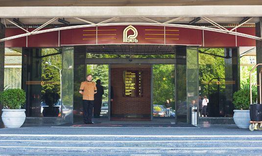 Rus Hotel facade