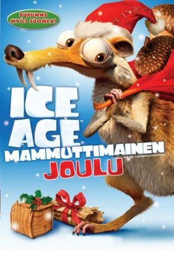 Ice Age - Mammuttimainen Joulu 5,95e