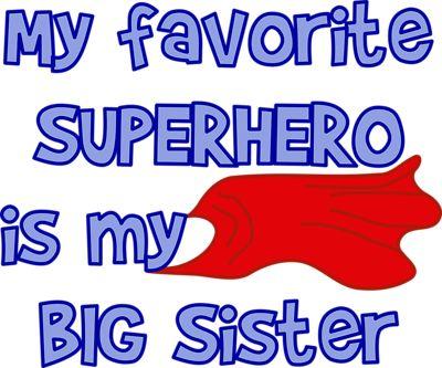 i love my big sister - Google Search