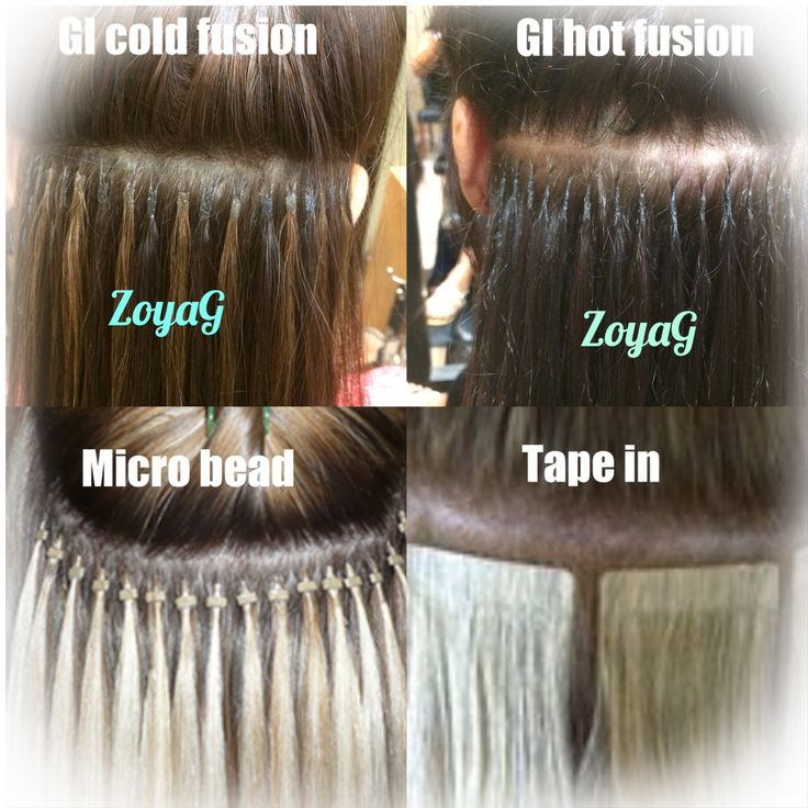 Different hair extension methods besthairextensions different hair extension methods besthairextensions strandbystrandfusion coldfusion zoya hair extensions dallas by zoya ghamari pinterest hair pmusecretfo Gallery