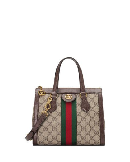 56502c95051 Gucci Ophidia Small GG Supreme Canvas Tote Bag