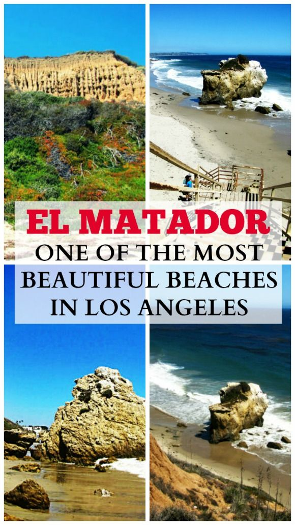 El Matador, a pocket beach in Malibu's Coast, has been voted many times the most beautiful strand of sand in the Los Angeles area.