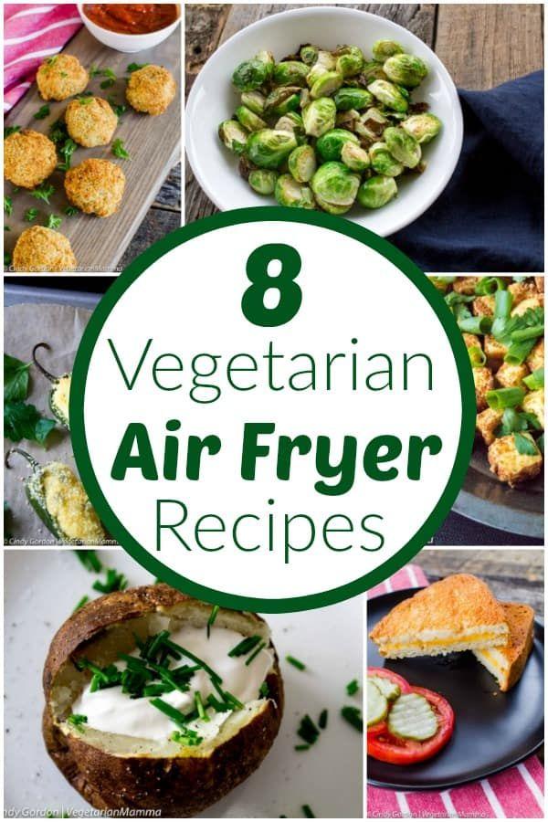 Airfryer Vegan Recipes