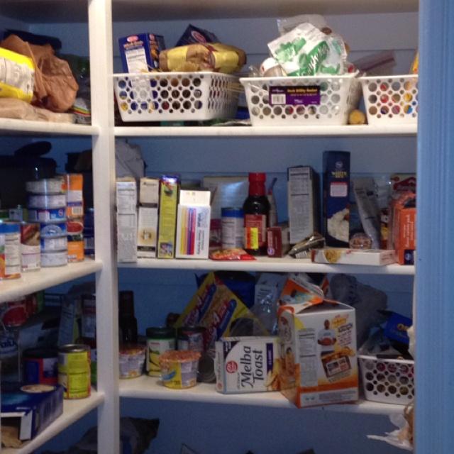 26 besten Pantry Storage & Organization Bilder auf Pinterest ...