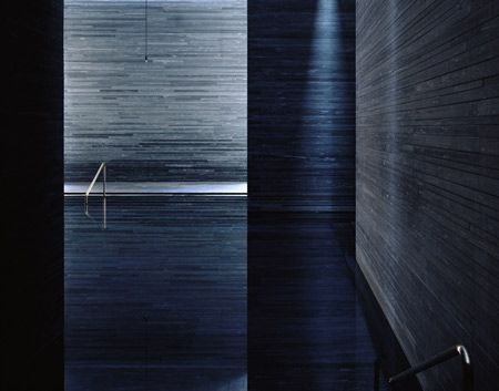 Architect Peter Zumthor - Thermal Bath Vals Graubünden, Switzerland (Photographer Helene Binet): Interior, Peter O'Toole, Peter Zumthor, Thermal Bath, Architecture, Hélène Binet