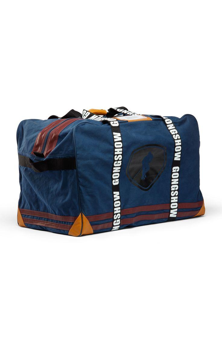 Gongshow Retro Hockey Bag | GONGSHOW Hockey Lifestyle Apparel