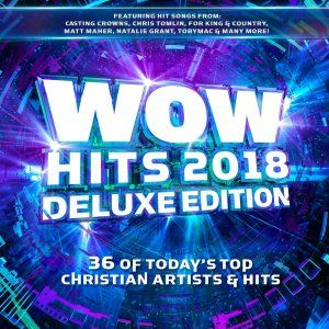 WOW Hits 2018 Deluxe Edition - Various | Free Delivery @ Eden.co.uk